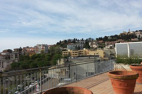 Osimo Guazzatore Appartamento con terrazzo panoramico